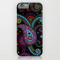Paisley Panels iPhone 6 Slim Case
