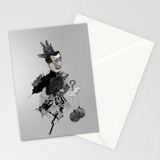 My interrogation? Stationery Cards