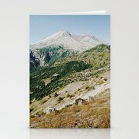 Mt St Helens Stationery Cards