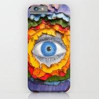 Rainbow Burn iPhone 6 Slim Case