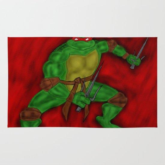Raphael Area & Throw Rug