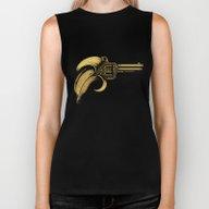 Banana Gun Biker Tank