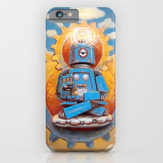 Buddha Bot v5  iPhone & iPod Case