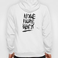 NONE MORE BLACK Hoody