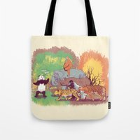 Save Us Tote Bag