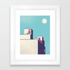 NEIGHBOURHOOD II Framed Art Print