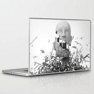 Laptop & iPad Skin featuring Falling Apart by Benjamin Ring