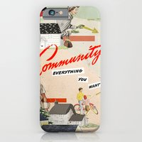 Community iPhone & iPod Case