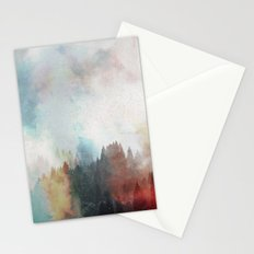 Nothing is Hidden Stationery Cards