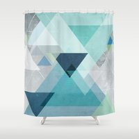 Graphic 114 Shower Curtain