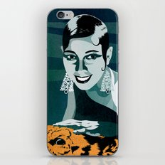 Josephine Baker iPhone & iPod Skin