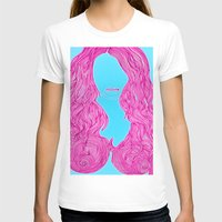 candy T-shirts featuring Candy by Lior Blum