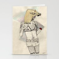 Silent Duck Stationery Cards