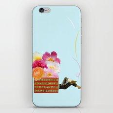 laid back iPhone & iPod Skin