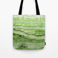 Mystic Stone - Grassy Tote Bag