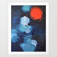 Nocturne No. 2 Art Print