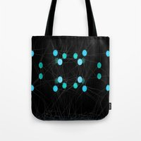 Through Space and Time Tote Bag