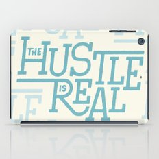 The Hustle is Real iPad Case