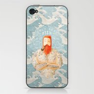 iPhone & iPod Skin featuring Sailor by Seaside Spirit