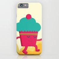Dancing Cupcake iPhone 6 Slim Case