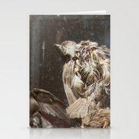 Bye Bye Birdy Stationery Cards