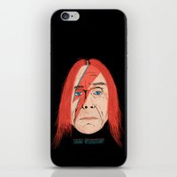 Iggy Stardust iPhone & iPod Skin