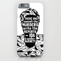 Sandra Bland - Black Lives Matter - Series - Black Voices iPhone 6 Slim Case