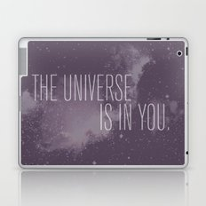 Forged in the Stars Laptop & iPad Skin