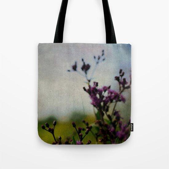 Ironweed Tote Bag