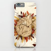 iPhone & iPod Case featuring Night Fall by LouJah