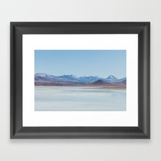 Bolivia III Framed Art Print
