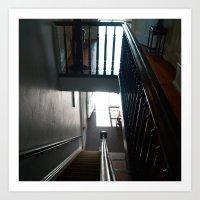 #HEMMINGWAY HOUSE KEY WEST USA Art Print