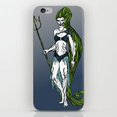 Water Warrior iPhone & iPod Skin