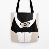 Click. Tote Bag