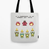 The Legend of Pizza Tote Bag