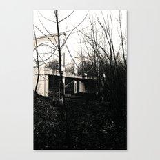 FAIRGROUND V Canvas Print