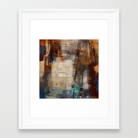 Pivete Framed Art Print