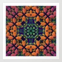 Wreath Art Print