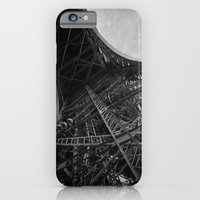 iPhone & iPod Case featuring Eiffel by Tom Radenz