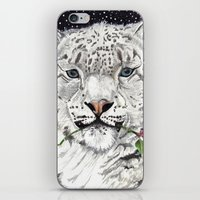 Snow Leopard iPhone & iPod Skin
