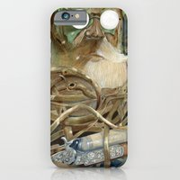 iPhone & iPod Case featuring Birch  by Oliver Dominguez