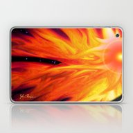 Solar Flare Laptop & iPad Skin
