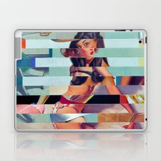 Glitch Pin-Up: Randi Laptop & iPad Skin