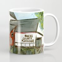 Bucks County Playhouse Mug