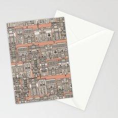 Avenue des Mode Stationery Cards