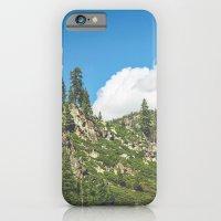 Lake Tahoe Mountains iPhone 6 Slim Case