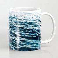 Blue Sea Mug