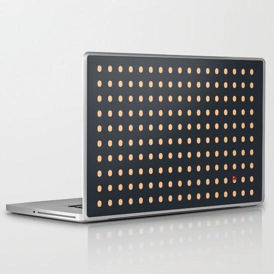 Famous Capsules - waldo Laptop & iPad Skin