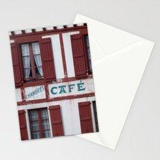 Basque Café Stationery Cards