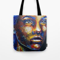 Speechless by carographic Tote Bag